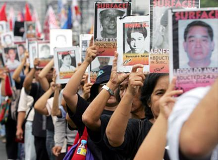 Διεθνής Ημέρα Εξαφανισμένων