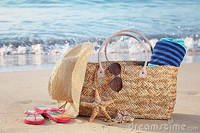 Τι να έχω μαζί μου στην παραλία?