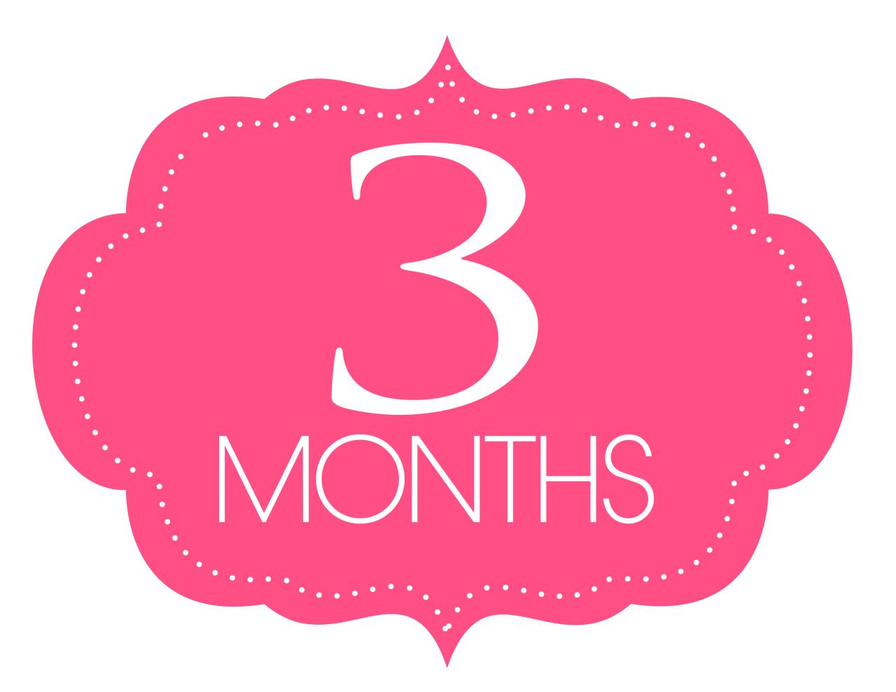 3 Μήνες του blog μου<3