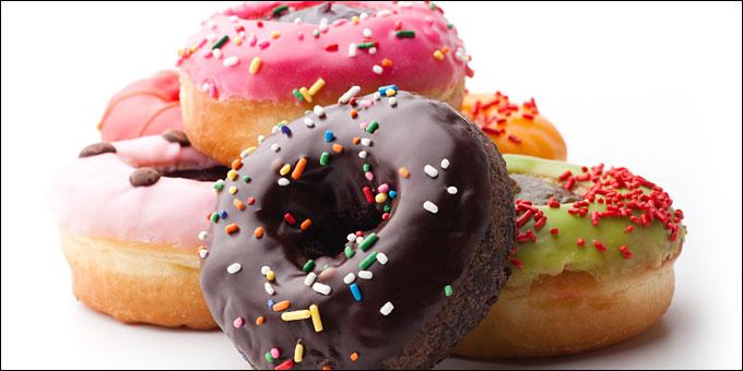 συνταγή για Donuts!