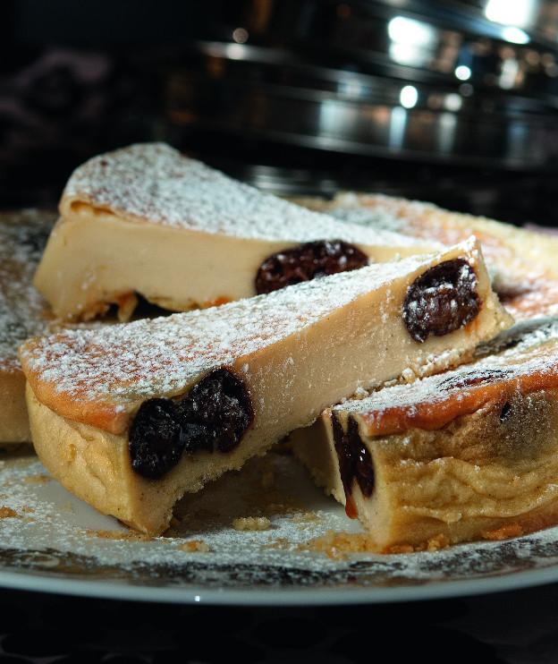 Far Breton (γαλατόπιτα μεδαμάσκηνα)