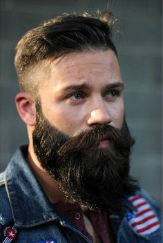 awesome beard styles