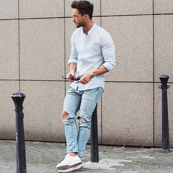 light-blue-long-sleeve-shirt-light-blue-jeans-white-low-top-sneakers-original-17943.jpg