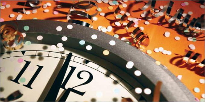 Παραμονή Πρωτοχρονιάς από όλο τον κόσμο. ..