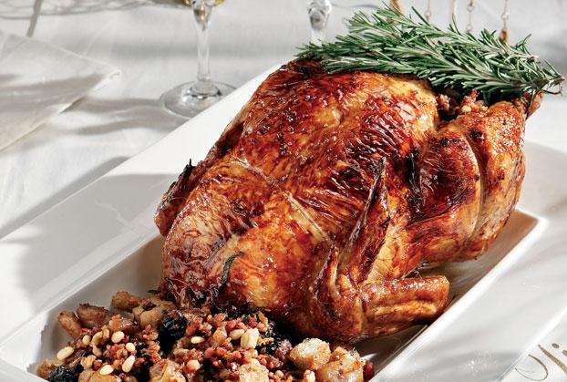6 Συνταγές για τη χριστουγεννιάτικη γέμιση!