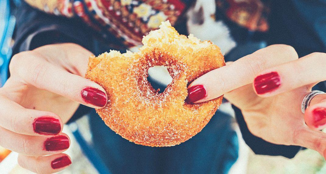Ανάγκη για γλυκό μετά το φαγητό: τισημαίνει;