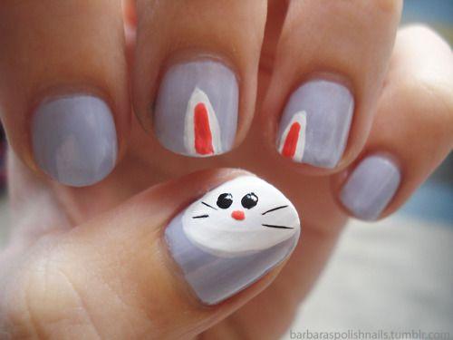 Πασχαλινά_bunnies_nail_art_νύχια-4