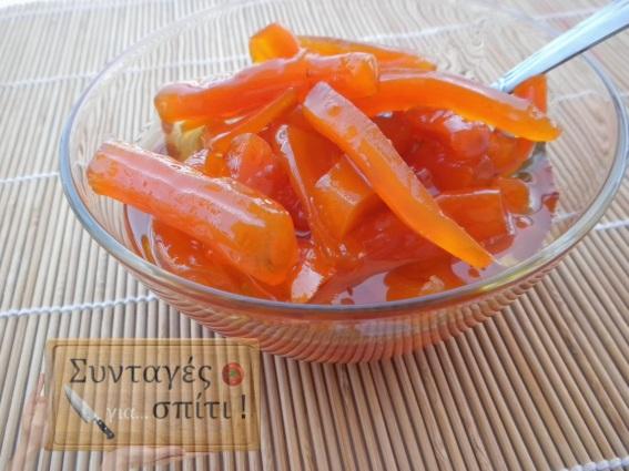 Συνταγές για σπίτι - Γλυκό του κουταλιού καρότο (1).JPG
