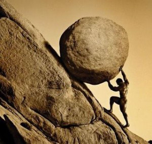 Κάθε εμπόδιο στη ζωή είναι και μια ευκαιρία να γίνουμεκαλύτεροι.