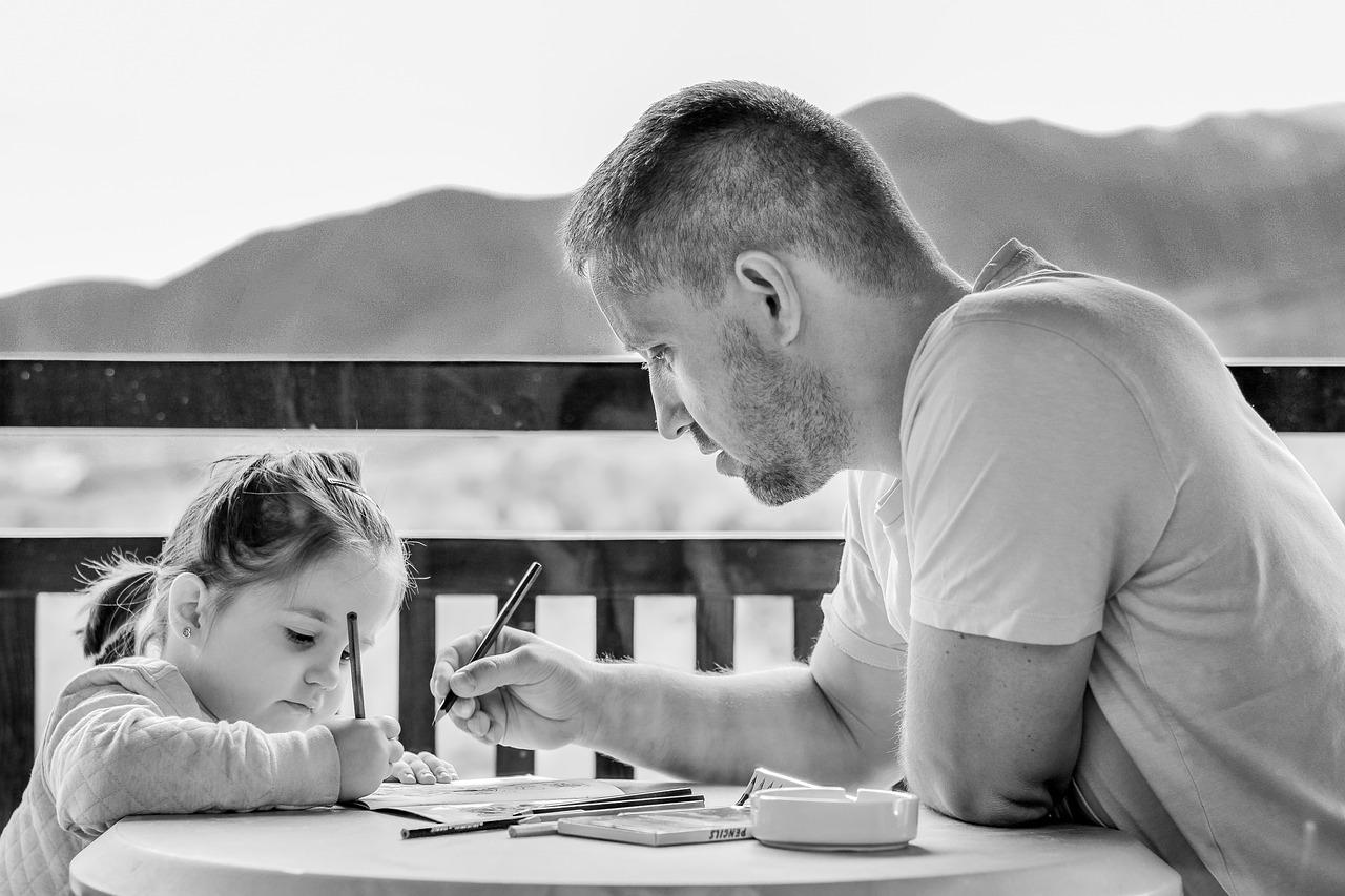 Η παιδική ηλικία του άντρα καθορίζει τι πατέρας θα γίνει!