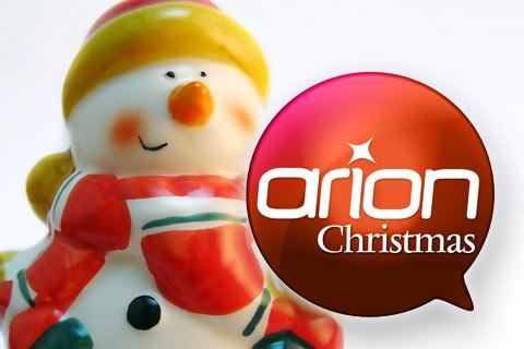 Arion christmas το ραδιόφωνο των Χριστουγέννων χωρίς διαφημίσεις!
