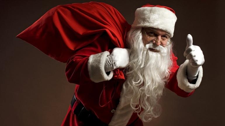 Γιατί ο Άγιος Βασίλης Φοράει Πάντα Άσπρα και ΚόκκιναΡούχα;