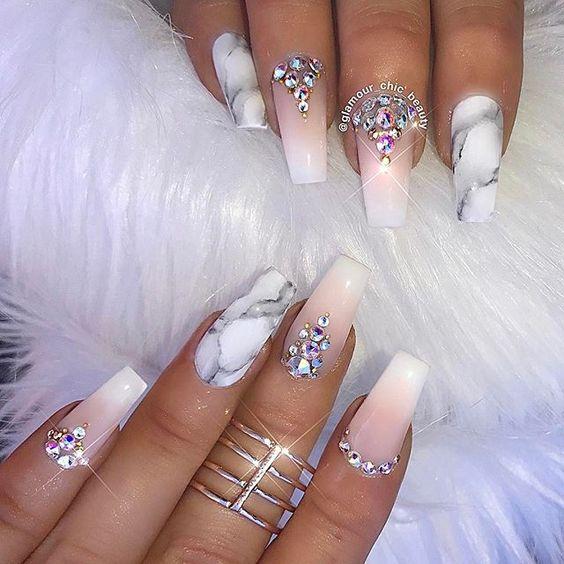 Iδέες για πρωτοχρονιάτικα νύχια!