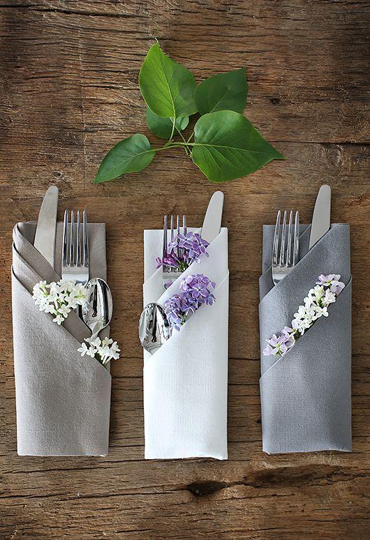 10 Ιδέες για να διακοσμήσετε το τραπέζι των εορτών!