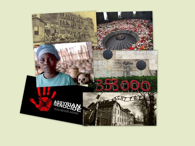 Διεθνής Ημέρα Μνήμης και Αξιοπρέπειας για τα Θύματα του Εγκλήματος της Γενοκτονίας και της Πρόληψης αυτού τουΕγκλήματος