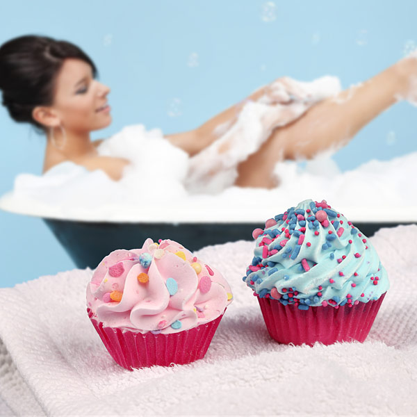 Πως θα φτίαξεις μόνος σου bath bombs cupcakes !(video)
