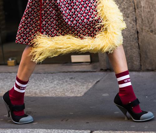 Αυτά είναι τα street style trends του 2018 που θα βλέπουμεπαντού