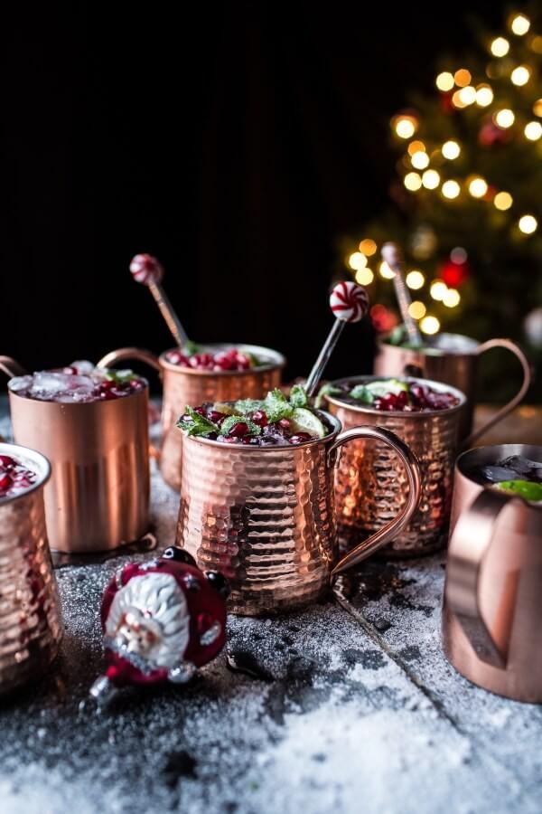 Χριστουγεννιάτικο ποτό μερόδι