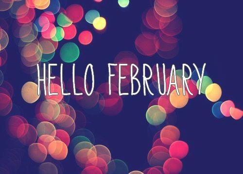 Φεβρουάριος …
