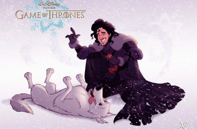 Αν το Game of Thrones ήταν ταινία τηςDisney…