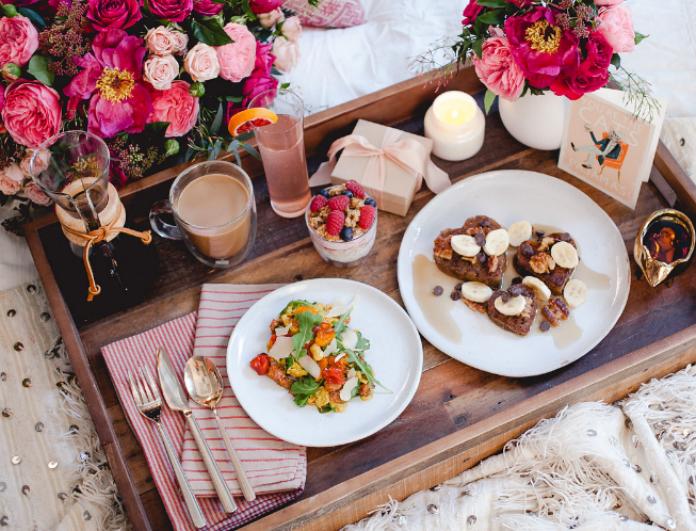 5 ιδέες για πρωινό κάτω από 300 θερμίδες για σένα που προσέχεις την σιλουέτα σου!