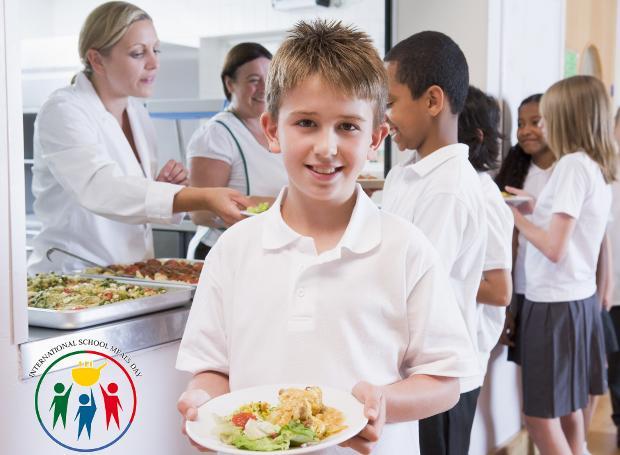 Διεθνής Ημέρα ΣχολικώνΓευμάτων
