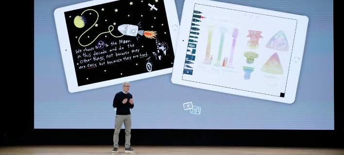 Η Apple μόλις παρουσίασε το πιο φθηνό iPad όλων των εποχών -Κάτι παραπάνω από 300ευρώ