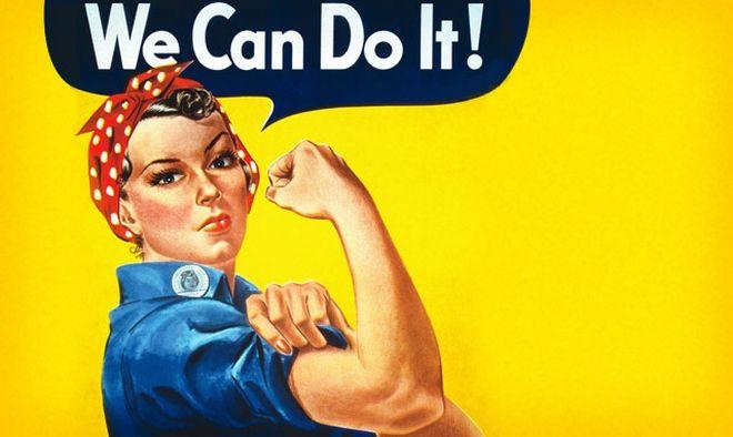 Μηχανή του Χρόνου: Ποια είναι η γυναίκα που ενέπνευσε τη διάσημη αμερικανική αφίσα του Β΄ΠαγκοσμίουΠολέμου