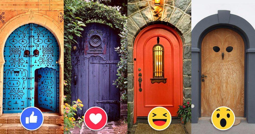 Τεστ: Ποιά πόρτα θα ανοίξεις; Η επιλογή σου αποκαλύπτει πολλά για την ψυχήσου