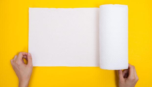 Ένα Απλό Τρικ για να Χρησιμοποιείτε Λιγότερο ΧαρτίΚουζίνας