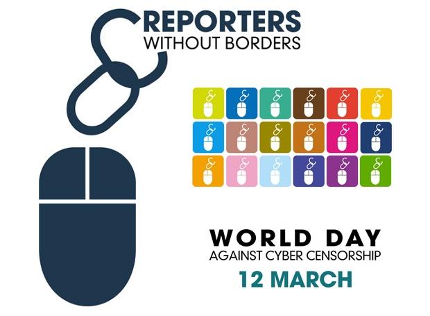 Παγκόσμια Ημέρα κατά της Λογοκρισίας στοΔιαδίκτυο