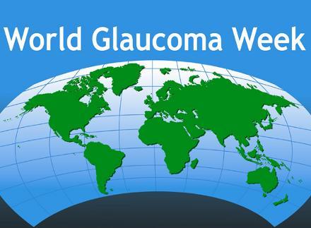 Παγκόσμια Εβδομάδα κατά τουΓλαυκώματος