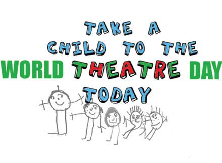 Παγκόσμια Ημέρα Θεάτρου για τα Παιδιά και τουςΝέους