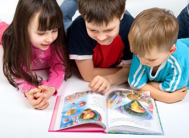 Παγκόσμια Ημέρα ΠαιδικούΒιβλίου