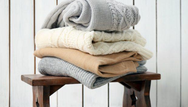 Μάθετε το Σωστό Τρόπο για να Αποθηκεύσετε Χαλιά και ΧειμωνιάτικαΡούχα!