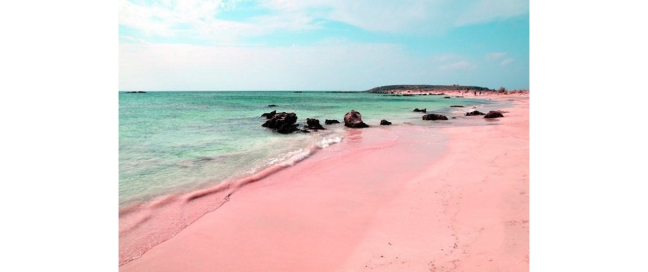 6 ροζ παραλίες για να βιώσεις το απόλυτοwanderlust