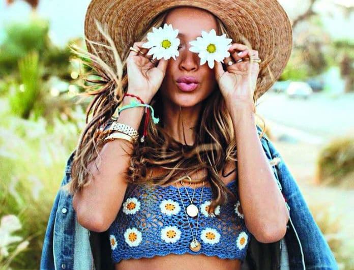 Φόρα το crop top σου όπως οι fashion bloggers! Πώς να αναδείξεις το απόλυτο trend τηςσεζόν!