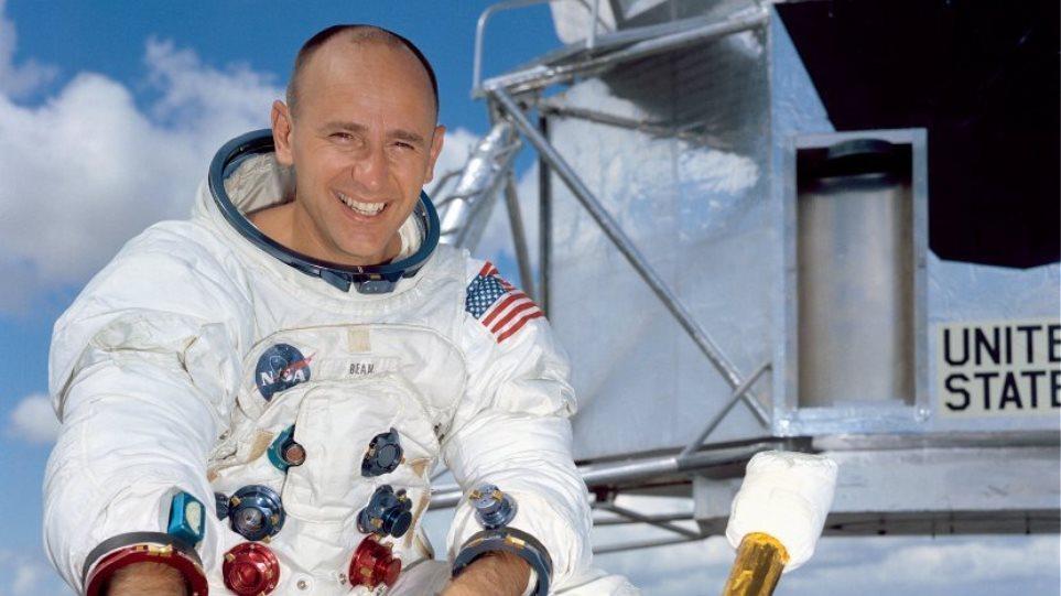 Πέθανε ο Άλαν Μπιν, ο τέταρτος άνθρωπος που πάτησε στοφεγγάρι