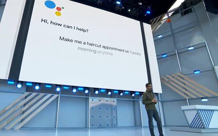 Η τεχνητή νοημοσύνη της Google θα κλείνει για εσάς τα ραντεβούσας