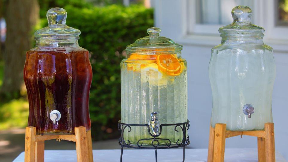 Λατρεύεις τα αναψυκτικά; Μάθε πώς μπορείς να τα φτιάξεις στοσπίτι