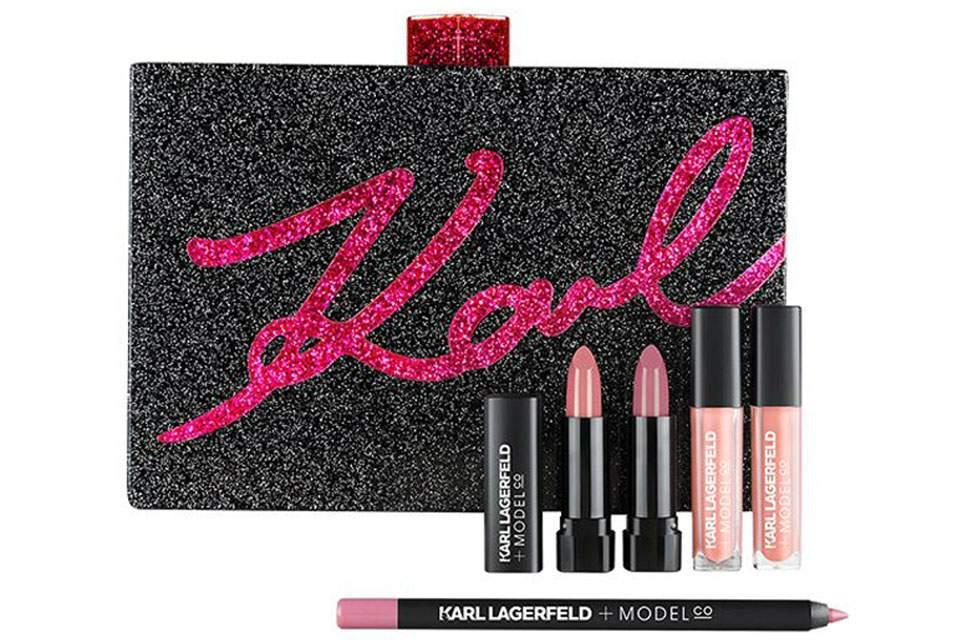 Breaking news! O Karl Lagerfeld θα κυκλοφορήσει σειράμακιγιάζ!