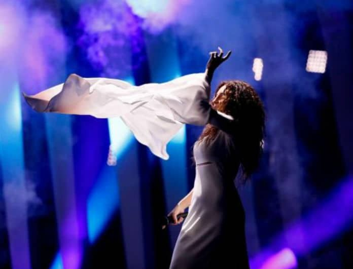 Eurovision 2018: Το τρικ της Γιάννας Τερζή με το χέρι της που θα κλέψει τηνπαράσταση!