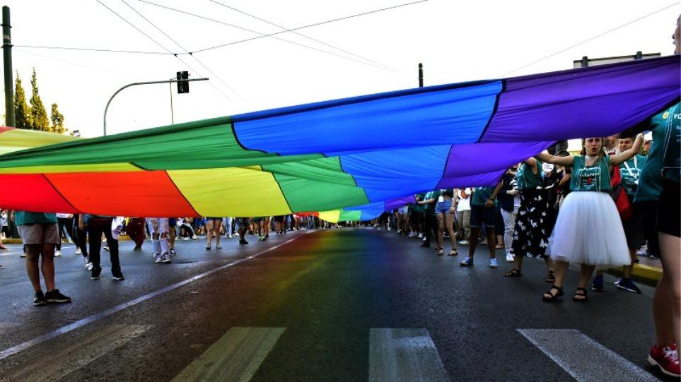 Στους ρυθμούς του Athens Pride σήμερα ηπρωτεύουσα