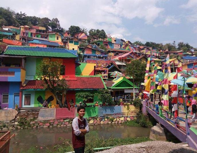Το χωριό στην Ινδονησία που «μεταμορφώθηκε» και κάνει πάταγο στοInstagram!