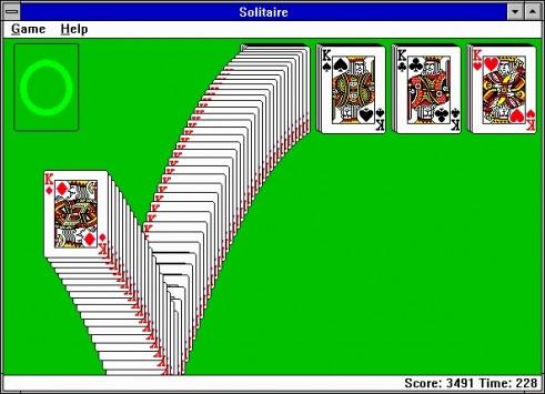 Γιατί η Microsoft είχε επιλέξει την πασιέντζα και τον ναρκαλιευτή ωςπαιχνίδια;