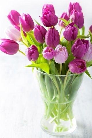 Το κόλπο για να διατηρήσεις ζωντανά τα λουλούδια στο βάζο για περισσότεροκαιρό!