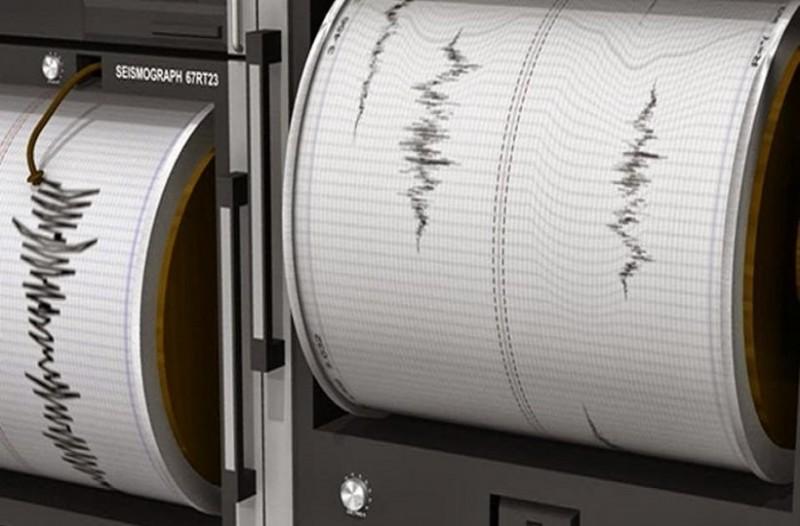 Ισχυρός σεισμός 5,1 Ρίχτερ σταΤρίκαλα!