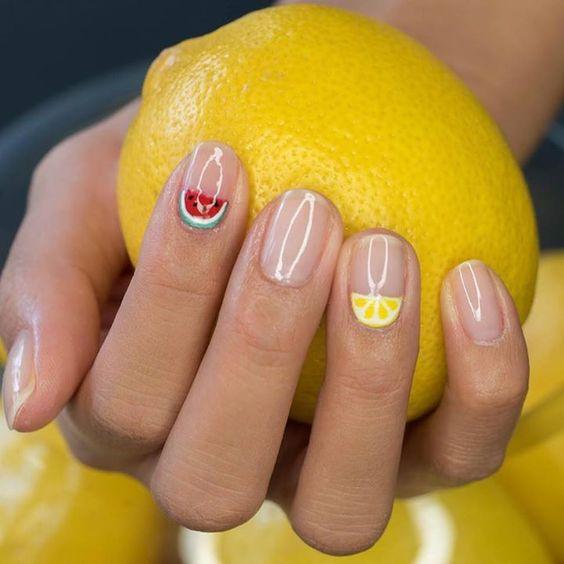 #LemonNails: Τόλμησε κάτι διαφορετικό στο μανικιούρσου