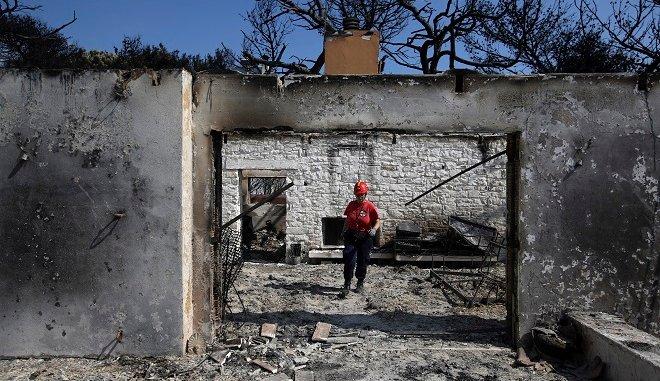 Φωτιά στο Μάτι: Στους 95 οι νεκροί – Κατέληξε 63χρονοςεγκαυματίας