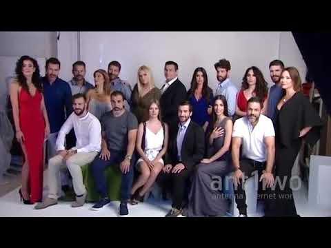 Μουτάφη – Αποστολίδης: Μιλούν για τη νέα σειρά «Οργή» που θα πρωταγωνιστούν τη νέασεζόν